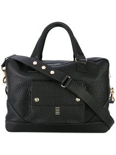 дорожная сумка с зернистой фактурой Balmain