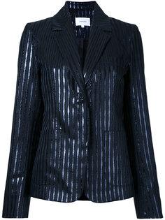 полосатый пиджак Carven