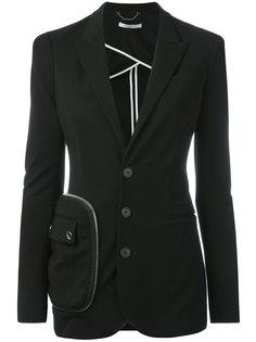 блейзер с карманами Givenchy