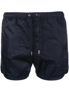 шорты для плавания на шнурке Neil Barrett