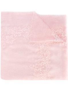 классический тканый шарф Ermanno Scervino
