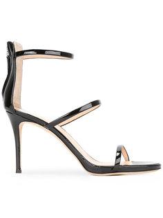 босоножки на среднем каблуке Harmony Giuseppe Zanotti Design