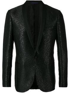 пиджак с вышивкой из пайеток Lanvin