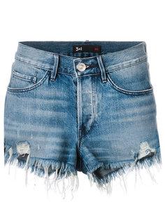 джинсовые шорты Boyfriend 3X1