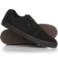 Кеды кроссовки DC Shoes Tonik Shoe Black/Black