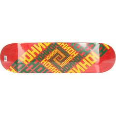 Дека для скейтборда для скейтборда Union Skateboard Team Rusta 32 x 8.3 (21.1 см) Юнион