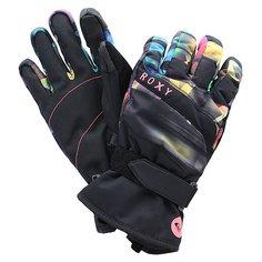 Перчатки сноубордические женские Roxy Mouna Glove Anthracite