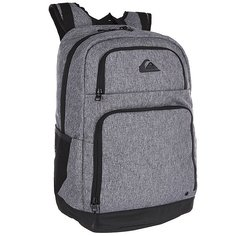Рюкзак школьный Quiksilver Prism Light Grey Heather
