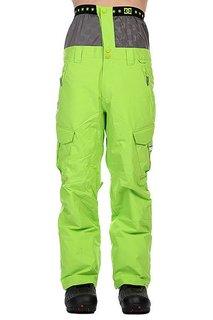 Штаны сноубордические DC Donon Lime Green