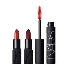 NARS Набор Audacious Eye&Lip Тушь для ресниц MINI + мини Audac Lipstick 2 шт.