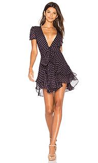 Платье-мини с коротким рукавом tarta - For Love & Lemons