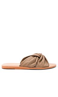 Belem knot slide sandal - Kaanas
