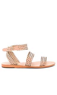 Florianopolos laser cut sandal - Kaanas