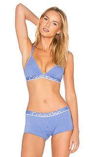 Хлопковый бюстгальтер с треугольными чашками id - Calvin Klein Underwear