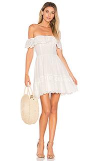 Платье izzy - LoveShackFancy
