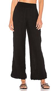 Жатые широкие брюки - Michael Stars