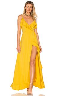 Платье с запахом lita - Rachel Pally
