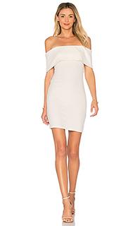 Платье из ткани в рубчик annika - Rachel Pally