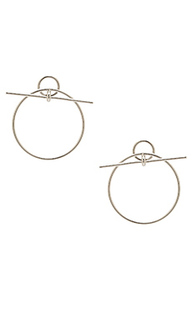 Loop earring - Wanderlust + Co