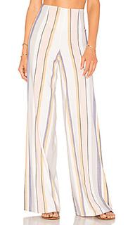 Полосатые брюки celeste - BEACH RIOT