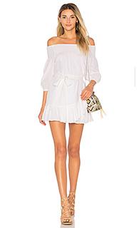Платье со сборками maida - Tularosa