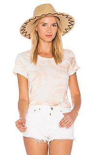 Классическая футболка frank - LACAUSA