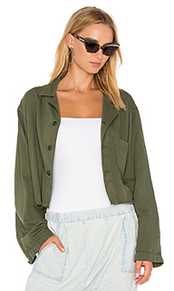 The cropped army jacket - The Great
