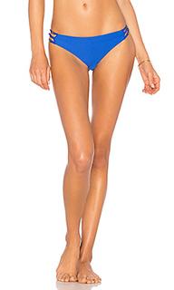 Низ бикини с пряжками по бокам juliet solids - Ella Moss