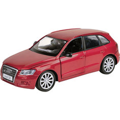"Машина ""AUDI Q5"", 1:24, коричневая Autotime"