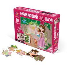"Оживающий пазл ""Замок в Лесу"", Unibora"