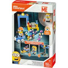 Миньоны: большой набор деталей, MEGA BLOKS Mattel