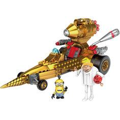 Гадкий Я: машина Дру, MEGA BLOKS Mattel