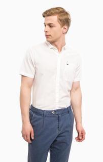 Базовая рубашка с накладным карманом Hilfiger Denim