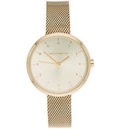 Часы с металлическим браслетом Karen Millen