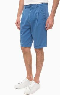 Классические синие шорты Drykorn