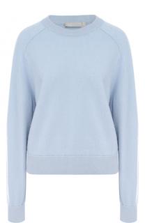 Пуловер прямого кроя из кашемира Vince