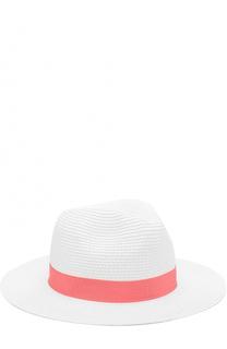 Пляжная шляпа Fedora с лентой Melissa Odabash