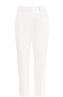 Укороченные брюки прямого кроя со стрелками Iro