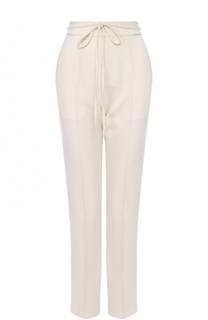 Укороченные брюки с завышенной талией T by Alexander Wang