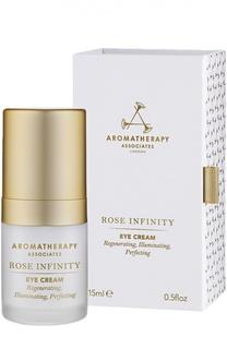 Антивозрастной крем для глаз Rose Infinity Eye Cream Aromatherapy Associates