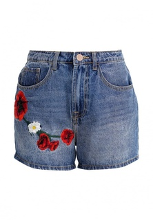 Шорты джинсовые LOST INK