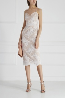 Платье-миди с кружевом T Skirt