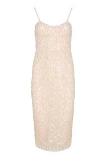 Платье-миди с пайетками T Skirt