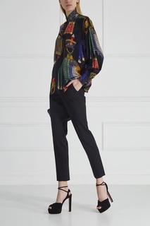 Шелковая блузка Escada Peremotka