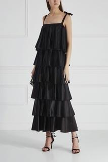 Платье с воланами Peremotka