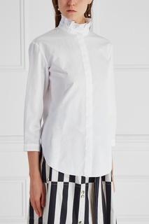 Хлопковая рубашка Nina Ricci
