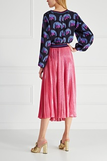 Шелковая блузка Ungaro Peremotka