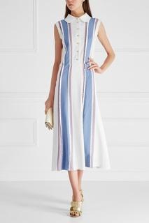 Платье-рубашка Laroom