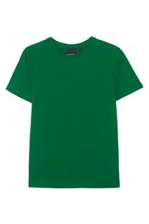 Хлопковая футболка Blank.Moscow