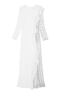 Комбинированное платье Araida